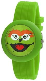Viva time rubber strap watch oscar