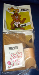 Zilly kits 1978 uk fozzie bear