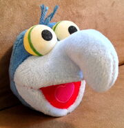 Giftware international magnet gonzo plush