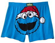 Mjc international 2011 winter cookie monster boxers 1