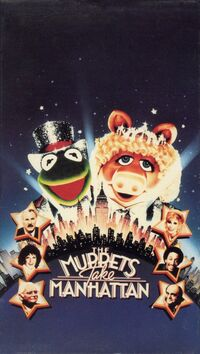MuppetsTakeManhattanVHS91