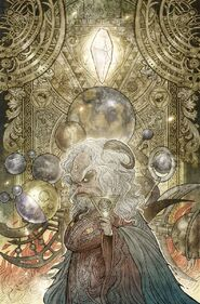 Power of the Dark Crystal 03 Sana Takeda cover textless