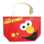 Small planet 2015 tote bag elmo