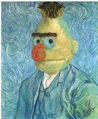 Van Gogh Bert Facebook Jan 3 2017