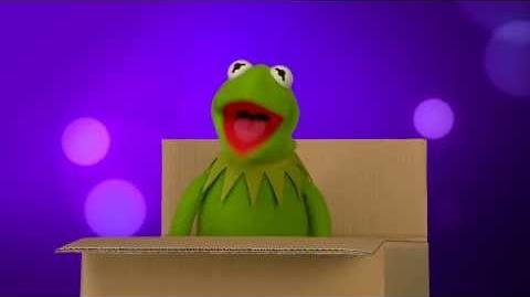 DISNEY CHANNEL FREE TV - Kermit in der Umzugskiste