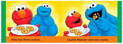 Elmo and his friends 2