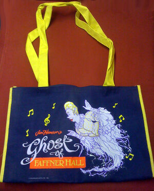 GOFH crew bag