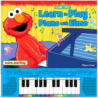 Learn to Play Piano with Elmo
