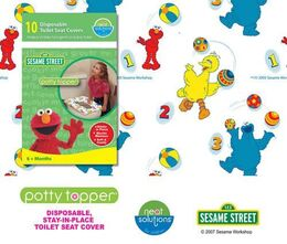 Neat solutions potty topper