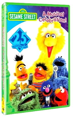 Sesame Street: 25 Wonderful Years | Muppet Wiki | FANDOM
