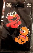 Sesame place pin 2018 elmo david