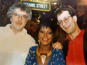 Stephen Lawrence, Patti Labelle, Mark Saltzman