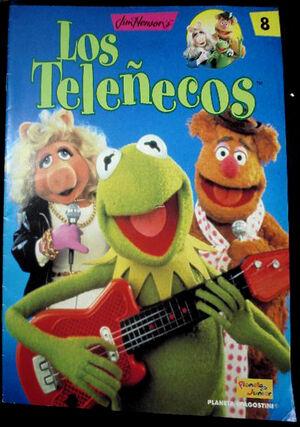 Telenecos mag 8