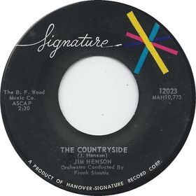 Thecountryside45label