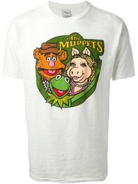 Vintage 55 uk 2014 t-shirt muppets