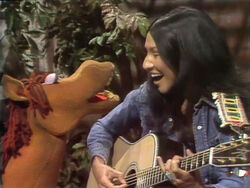 Buffy and Fred the Wonder Horse Country Song