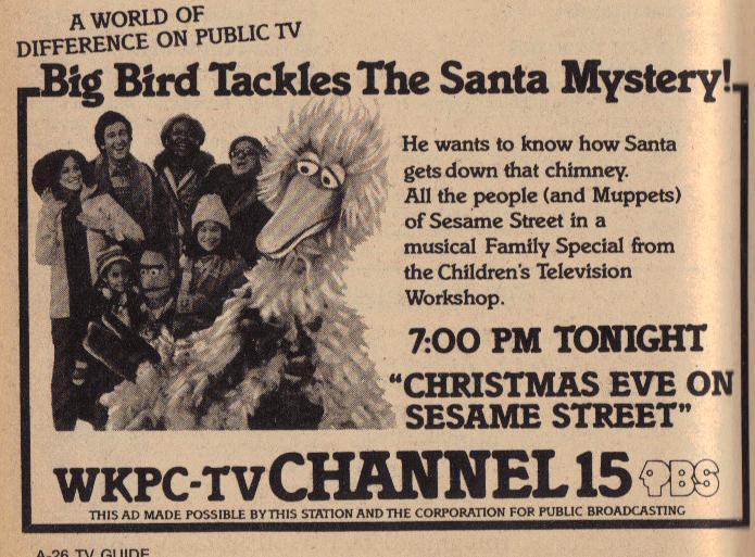 Christmas Eve On Sesame Street.Christmas Eve On Sesame Street Muppet Wiki Fandom
