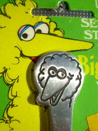 Demand marketing big bird silverware 2