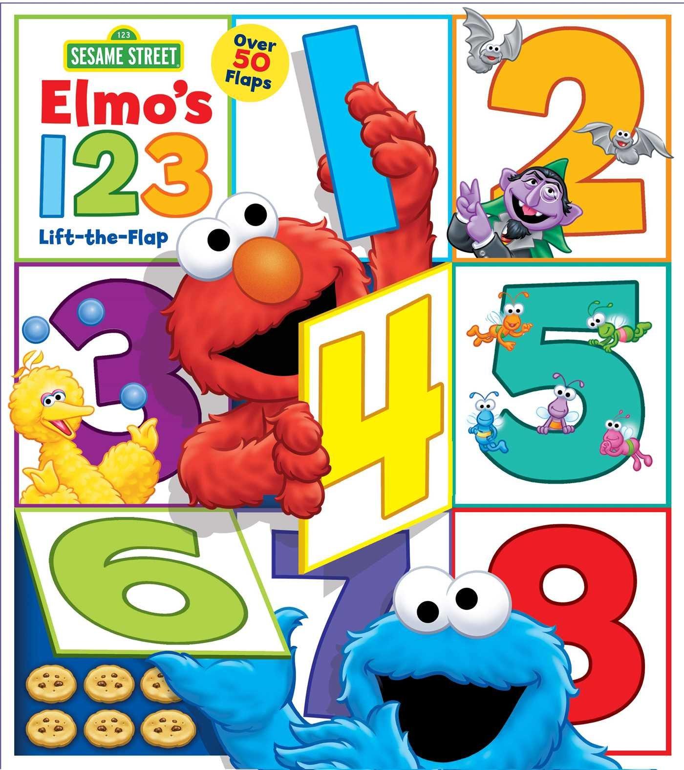 Elmo's 123 Lift-the-Flap | Muppet Wiki | FANDOM powered by Wikia