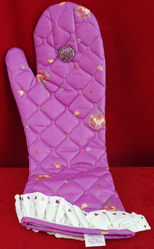 Jones new york at home 1980 miss piggy oven mitt 1