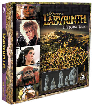 Labyrinth board game 00