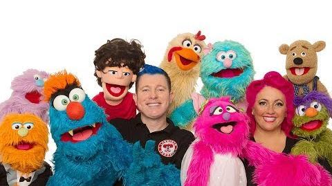 Larrikin Puppets Official Video - Kids Entertainment