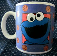 Sesame street general store mug cookie monster 1
