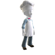 Xbox - swedish chef costume