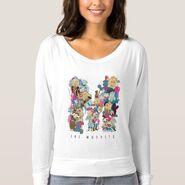 Zazzle muppet monogram shirt