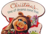 Muppet wall decorations (Hallmark)