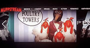 Poultry Towers