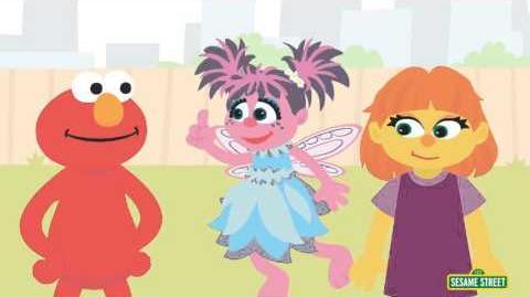 Sesame Street and Autism We're Amazing 123