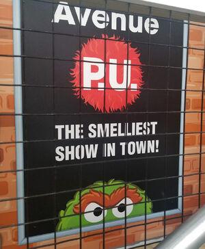 Avenue PU