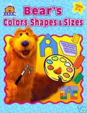 Bearcolorshapes
