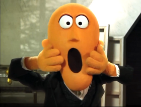 Cream-Muppet