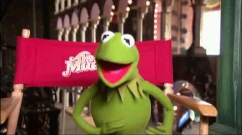 "Disney's ""The Muppets"" - Kermit the Frog Interview"