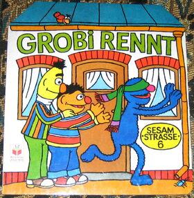 Grobi-rennt