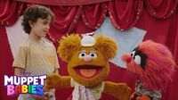 Joking Around with Fozzie Muppet Babies Play Date Disney Junior