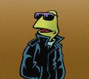 Kismet the Toad
