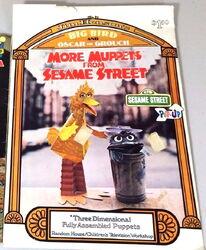 Random house paper puppets 1