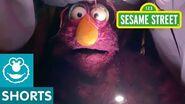 Sesame Street Telly's Blanket Fort CaringForEachOther
