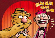 Muppet comics (Disney Adventures)