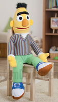 United labels plush 80cm jumbo bert