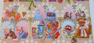 Vymura 1978 muppet show wallpaper 7
