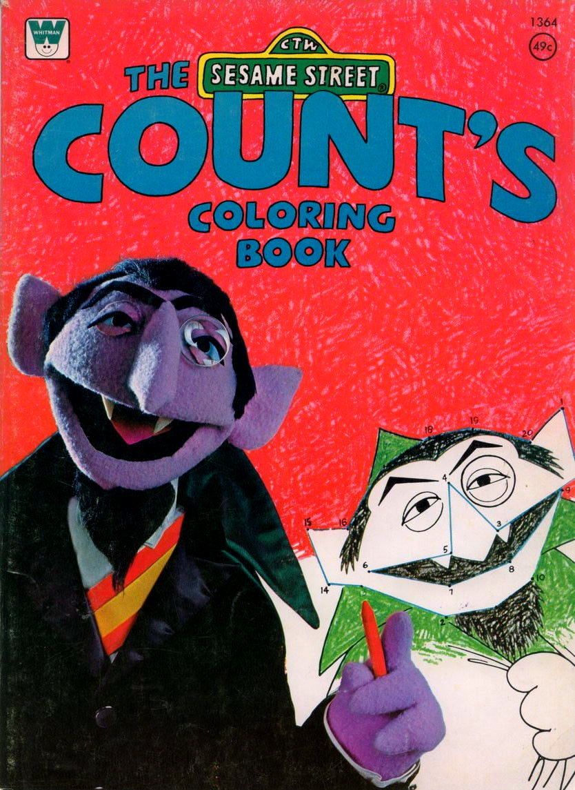 Sesame Street coloring books | Muppet Wiki | FANDOM powered by Wikia