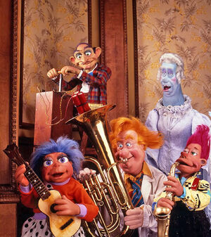 Faffner Hall cast