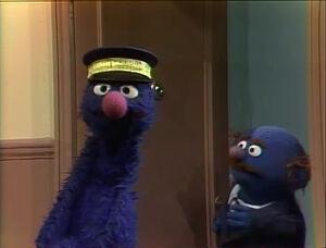 Grover the Messenger