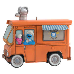 Hallmark-Ornament-SesameStreet-Cookie-Monsters-Foodie-Truck-With-Sound-(2020)
