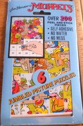 Jumbled puzzle 3