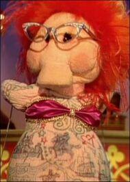 Lydia the Tattooed Pig